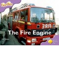 Oxford Reading Tree: Level 1+: More Fireflies A: The Fire Engine - Jill Atkins
