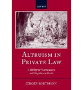 Altruism in Private Law