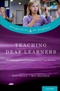 Teaching Deaf Learners