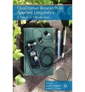 Qualitative Research in Applied Linguistics