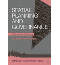 Spatial Planning and Governance