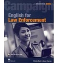 English for Law Enforcement Student's Book Pack - Charles Boyle
