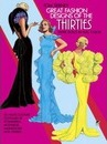 Great Fashion Designs of the Thirties: Paper Dolls in Full Colour