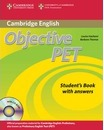 Objective: Objective PET Student's Book with answers with CD-ROM