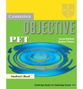 Objective PET Pack (Student's Book and PET for Schools Practice Test Booklet without answers with Audio CD)