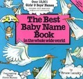 Best Baby Name Book in the Whole Wide World