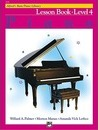 Alfred's Basic Piano Library Lesson Book, Bk 4
