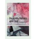 Disability Politics and Care