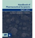 Handbook of Pharmaceutical Excipients
