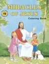 About Miracles Colouring Book - Catholic Book Publishing Co