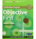 Objective: Objective First Student's Pack (Student's Book without Answers with CD-ROM, Workbook without Answers with Audio CD)