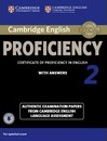 CPE Practice Tests: Cambridge English Proficiency 2 Student's Book with Answers with Audio: Authentic Examination Papers from Cambridge English Language Assessment