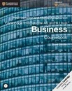 Cambridge International AS and A Level Business Coursebook with CD-ROM