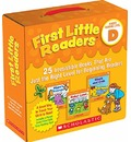 First Little Readers Parent Pack: Guided Reading Level D