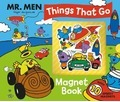 Mr. Men: Things That Go Magnet Book