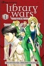 Library Wars: Love & War, Vol. 1