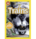 National Geographic Kids Readers: Trains
