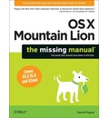 Mac OS X Mountain Lion: The Missing Manual