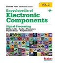 Encyclopedia of Electronic Components: LEDs, LCDs, Audio, Thyristors, Digital Logic, and Amplification: Volume 2