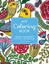 Posh Adult Coloring Book: Happy Doodles for Fun & Relaxation