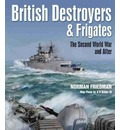 British Destroyers and Frigates