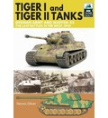 Tiger I and Tiger II Tanks, German Army and Waffen-SS, The Last Battles in the West, 1945