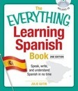 The Everything Learning Spanish Book with CD