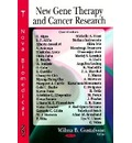 New Gene Therapy & Cancer Research