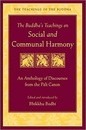 The Buddha's Teaching on Social and Communal Harmony