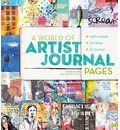 World of Artist Journal Pages