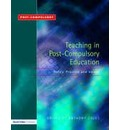 Teaching in Post-Compulsory Education