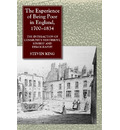 Experience of Being Poor in England, 1700-1834