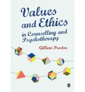 Values & Ethics in Counselling and Psychotherapy
