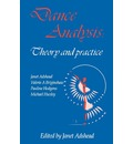 Dance Analysis, Theory and Practice