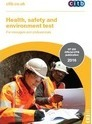 Health, Safety and Environment Test for Managers and Professionals: GT 200 2016