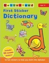 First Sticker Dictionary