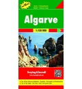 Algarve Road Map 1:150 000 - Freytag & Berndt