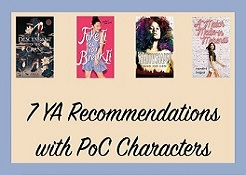 7 YA Books with PoC Characters