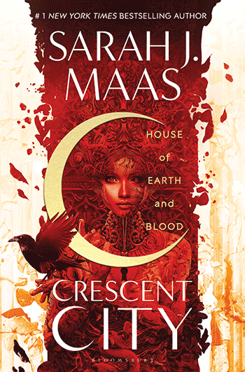 House of Earth and Blood by Sarah J Maas