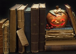 Our Top Book Picks for Halloween