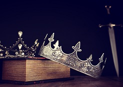 Fantasy Books with Royals