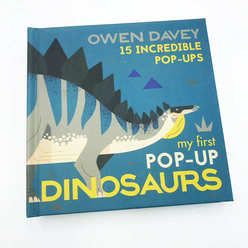 My First Pop-up Dinosaurs