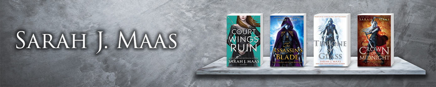 Books by Sarah J Maas