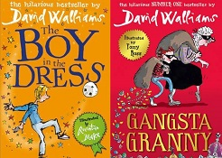 David Walliams Books for Children