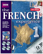 French Experience 1 language Pack Plus CDs