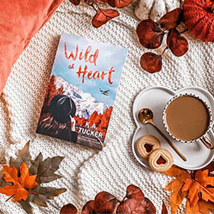 Wild at Heart by W.A. Tucker