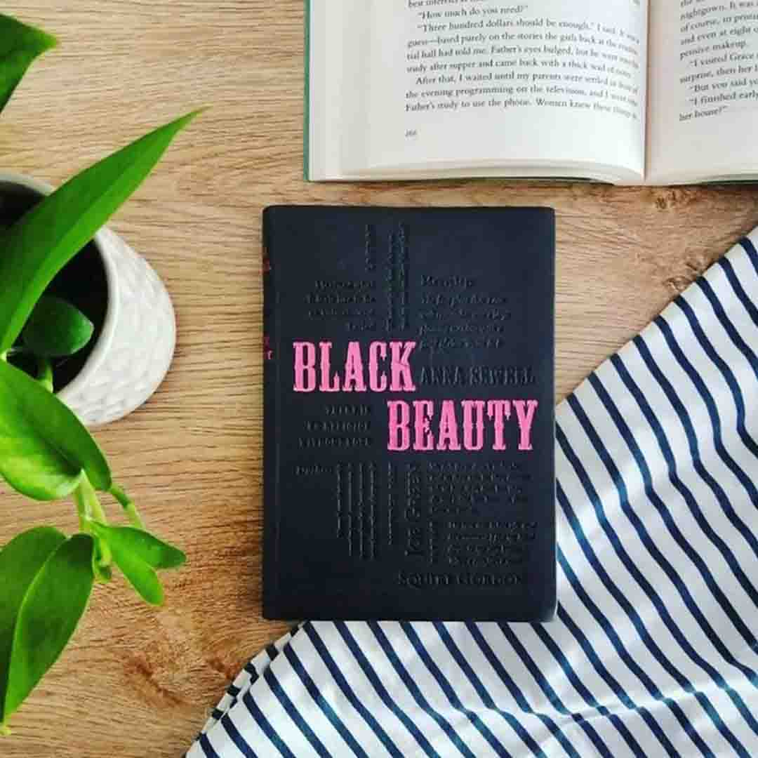 Black Beauty Book Cover