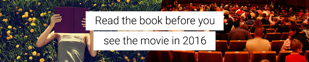 Books on film in 2016