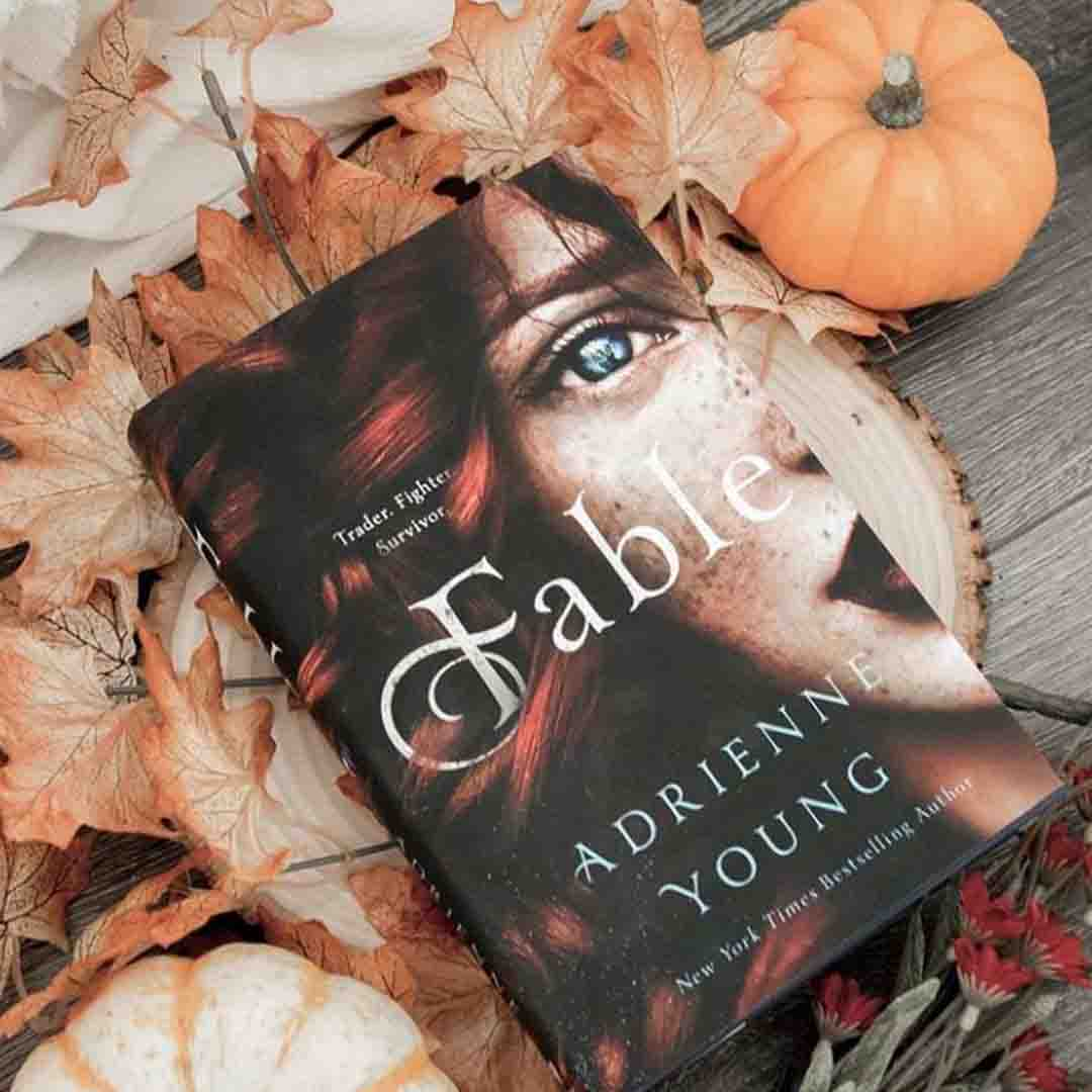 Fable Adrienne Young Book Cover