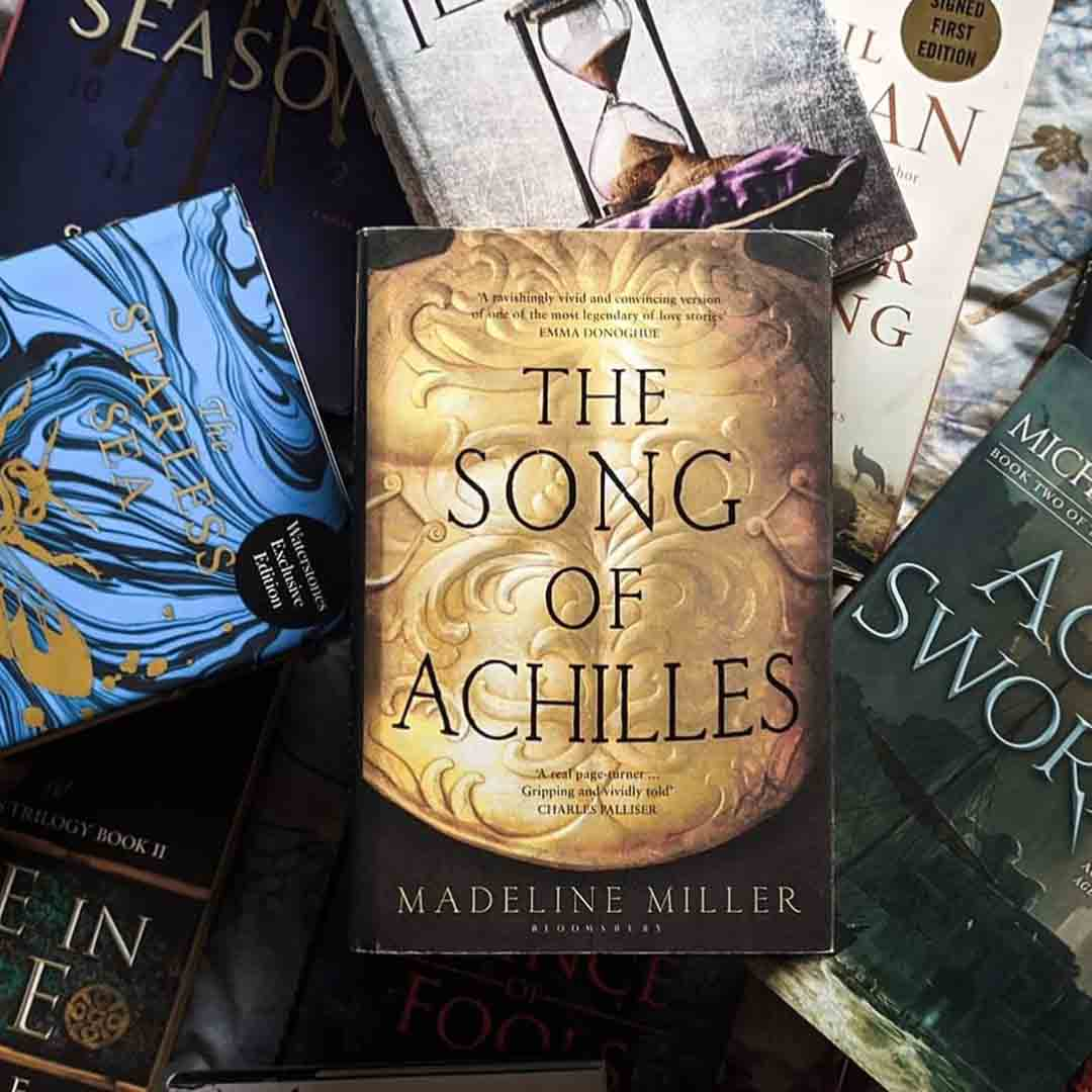 The Song of Achilles – Madeline Miller